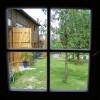 8 Der Blick aus der Sauna 6