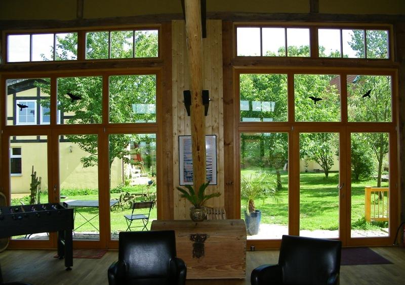 Atrium, Der Seminarraum3.1