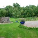 Fewo3, 14 Blicke in den Garten