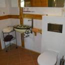 Fewo3, 8  Moderne Badezimmer im alten Gemäuer