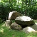 Hünengrab in Hammelstall